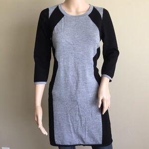 Cynthia Rowley Merino Sweater Dress